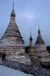 had a look at some pagodas nearby