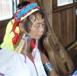 A Kayan Lady