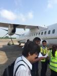 Flight to Bagan