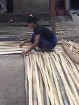 bamboo weaving happening