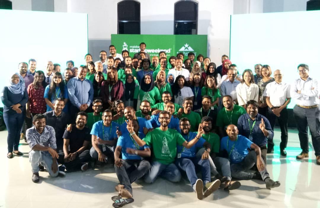 Techstars startupweekend Maldives – The first of Many(hopefully)